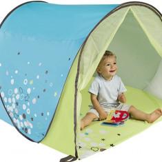 Babymoov – A038205 Cort anti-uv blue/green - Casuta/Cort copii