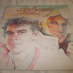 Air Supply - Greatest Hits _ vinyl, LP, compilatie, Germania - Muzica Pop arista, VINIL