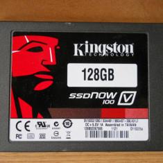SSD Kingston SSDNow V100 128 GB SATA-II 2.5 inch., SATA 2