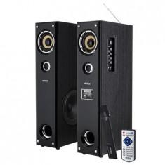 SISTEM AUDIO KARAOKE KOM0328 IT11500 FM/SD/USB INTEX - Echipament karaoke