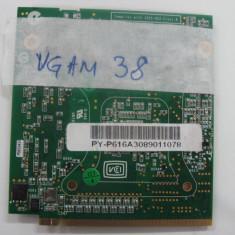 Vand placa video laptop nvidia GT9600 512MB