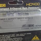 Procesor de sunet Behringer Micro HD 400 Hum Destroyer