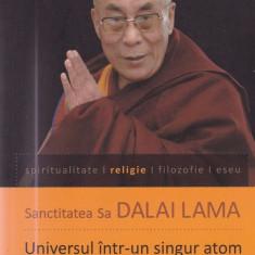 Dalai Lama - Universul intr-un singur atom - 664147 - Carti Budism