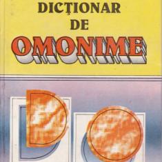 Gh. Bulgar - Dictionar de omonime - 387191 - DEX