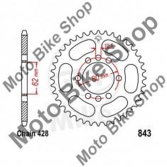 MBS Pinion spate 428 Z54, JTR843.54, Cod Produs: 7270562MA - Pinioane transmisie Moto