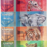 !!! FANTASY NOTES - AFRICAN REPUBLIC BANK - LOT COMPLET (5buc.) 2016 - UNC - bancnota africa