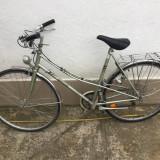 37 Bicicleta Hercules second-hand, Germania R28 - Bicicleta de oras, 22 inch, Numar viteze: 6