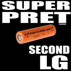 LG 18650 2600mAh REALI acumulator LGABD11865 - Baterie externa