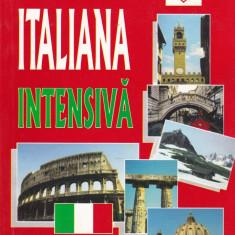 Otilia Borcia - Italiana intensiva - 592859 - Ghid de conversatie niculescu