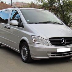 Mercedes Vito 116 7+1 locuri, 2.2 CDI, an 2010, Motorina/Diesel, 1 km, 2148 cmc