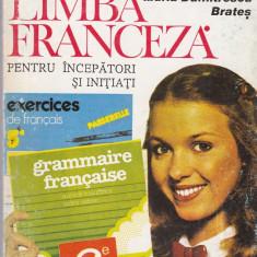 Maria Dumitrescu-Brates - Limba franceza pentru incepatori si initiati - 652098 - Ghid de conversatie niculescu