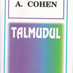 A. Cohen - Talmudul - 610480 - Carti Iudaism