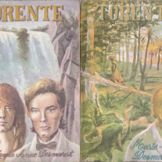 Marie-Anne Desmarest - Torente - 637249 - Roman dragoste