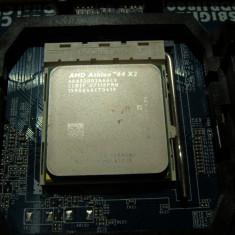 Procesor Dual Core AMD Athlon x2 5200+ socket AM2 - Procesor PC AMD, AMD Athlon 64, Numar nuclee: 2, 2.0GHz - 2.4GHz