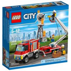 Camion utilitar de pompieri 60111 Lego City - Jocuri Seturi constructie