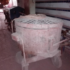 Linie fabricatie tigla de beton