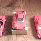 Lot masinute Ferrari, corgi, matchbox, burago, maisto