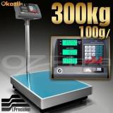 Cantar electronic platforma 300 kg Piata sau Engross Angro - Cantar de Bucatarie