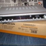 Auna AMP-2520-S 5 canale Home Cinema Amplificator Hifi 400W Max