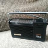 Radio portabil de colectie Hornyphon 1260, vintage, impecabil. - Aparat radio