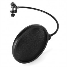 Malone POP-un microfon Pop protecție ecran de parbriz pop - Stativ Microfon