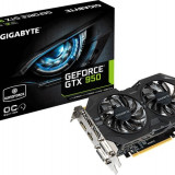 Placa video GIGABYTE GeForce GTX 950 OC WindForce 2X, 2GB GDDR5 *CA NOUA*