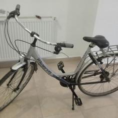 Bicicleta Minerva Orlando Dama - Bicicleta de oras Nespecificat, 26 inch, 29 inch, Numar viteze: 7