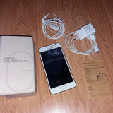 Samsung Galaxy Grand Prime Single SIM, alb - Telefon Samsung, Neblocat
