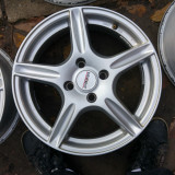 "Jante Dezent 16"" 4x108, Peugeot, Citroen, Ford - Janta aliaj, 6, 5, Numar prezoane: 4"