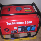 Generator de curent monofazat 2, 5 kw - Generator curent