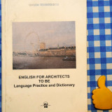 English for Architects To Be Magda Teodorescu