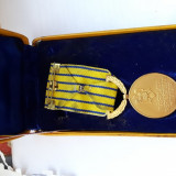 Medalia xxv ani serviciu militar Romania - Medalii Romania