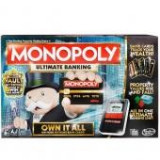 Monopoly Game: Ultimate Banking Edition - Jocuri Board games