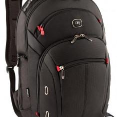 Wenger Gigabyte inch 15 Macbook Pro Bkpk W/Ipad Pkt, Black