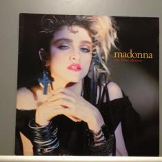 MADONNA - THE FIRST ALBUM (1983/ WARNER REC/ RFG) - Vinil/Impecabil - Muzica Pop