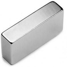 Magnet neodim 4x1, 8x1 cm, putere 24 kg