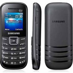 Samsung E1200 Orange - Telefon Samsung, Negru, Nu se aplica, Single SIM, Fara procesor