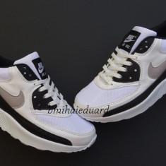 ADIDASI NIKE AIR MAX - Adidasi barbati Nike, Marime: 43, Culoare: Din imagine, Piele sintetica