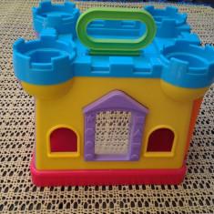 Castel pentru cuburi - Scule si unelte Altele