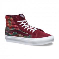 Shoes Vans Sk8-Hi Lite Italian Weave Port Royale, Marime: 36, 38, 40