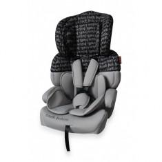 Scaun auto 9-36 kg Junior Plus Black and Grey Lorelli Lorelli - Scaun auto copii grupa 1-3 ani (9-36 kg) Lorelli, Albastru