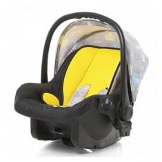 Scoica auto Brillo Yellow Chipolino - Scaun auto bebelusi grupa 0+ (0-13 kg)