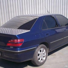 Portbagaj Peugeot 406 ( gri / albastru ) an 2000 - Capota portbagaj