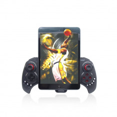 Gamepad iPega bluetooth cu suport telescopic 5-10 inch