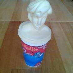 Aladdin, pahar cu pai Disney