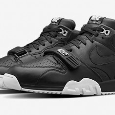 UNIC! GHETE Nike Air Trainer 1 Mid SP/FRAGMENT ORIGINALE 100% Germania nr 42.5 - Adidasi barbati, Culoare: Din imagine