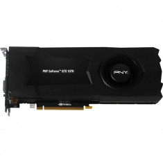 Placa video PNY nVidia GeForce GTX 1070 Blower 8GB DDR5 256bit - Placa video PC