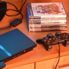 PLAY STATION 2 - PS 2 - GOD OF WAR / GOD OF WAR II / GTA III & GTA VICE CITY - Consola PlayStation