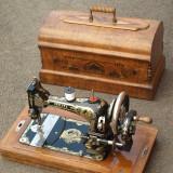 Stoewer Serata - Masina de cusut 1912