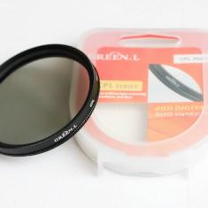 Filtru de polarizare circulara Green-L dHD de 67mm - Filtru foto Green-L, 60-70 mm